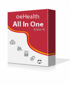 oeHealth All In One (Odoo 9)