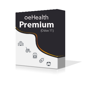 oeHealth for Odoo 11
